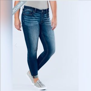 Payton Mid-Rise Ankle Stretch Jeans 30 From Buckle